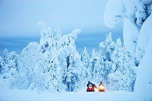 Fins Lapland van