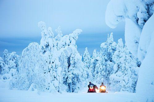 Fins Lapland von Menno Boermans