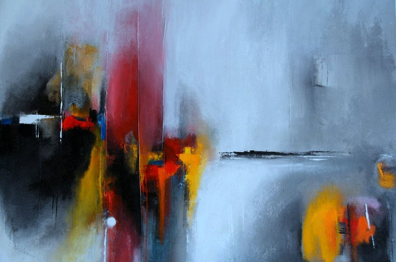 Im Nebel von Claudia Neubauer