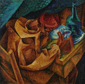 Umberto Boccioni, Der Trinker - 1914 von Atelier Liesjes