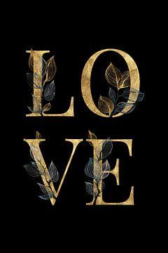 Liebe - Love von Felix Brönnimann