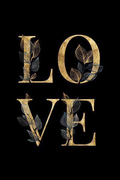 Liefde - Love van Felix Brönnimann