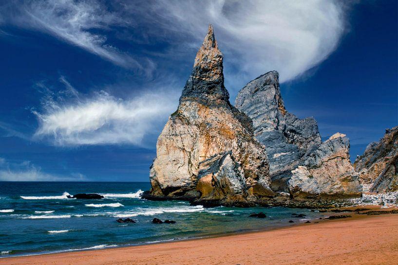 Praia da Ursa, Portugal sur Nynke Altenburg