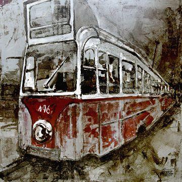 Tram van Pieter Hogenbirk