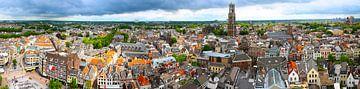 Skyline Utrecht Dom Toren van Wouter Mesker
