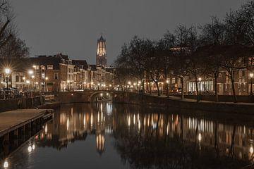 Utrecht Domtoren 5 van John Ouwens