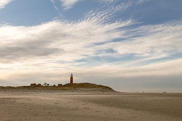 Lighthouse Texel van