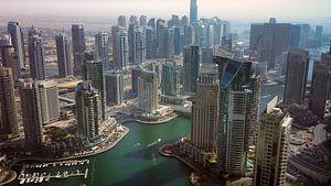 Prachtig Dubai Marina van