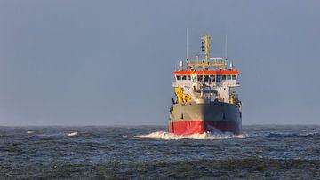 Schip op zee von Bram van Broekhoven