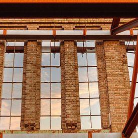 Fabrikwand von Anjo ten Kate