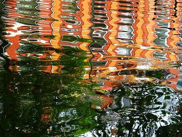 Urban Reflections 77 van MoArt (Maurice Heuts)