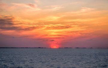 Wo sich das Meer und die Sonne treffen von Marga Vroom
