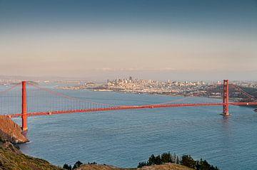 San Francisco Golden Gate Bridge van Kurt Krause