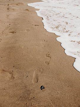 Des pas dans le sable | Beachvibe sur EJ Capturing