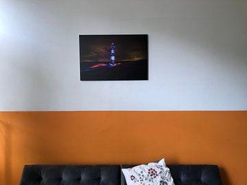Kundenfoto: Vuurtoren Breskens von P- Aronnax