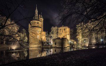 Duurstede Castle - Burgunder Turm von Mart Houtman