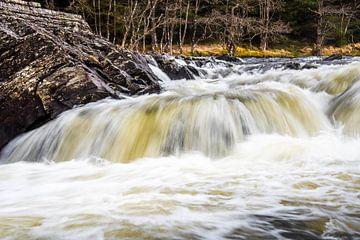 Glenorchy rapids von Guy Lambrechts