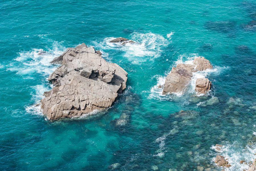 Rotsen bij Cabo da Roca van Ronne Vinkx