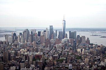Skyline New York von Photo Dutch