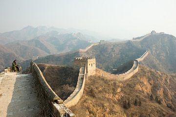 Chinesische Mauer von Jelle Dekker