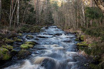 Zweden landschap 108 van Geertjan Plooijer