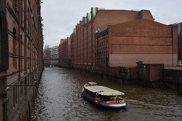 Hamburg1 van Ilona Hartman
