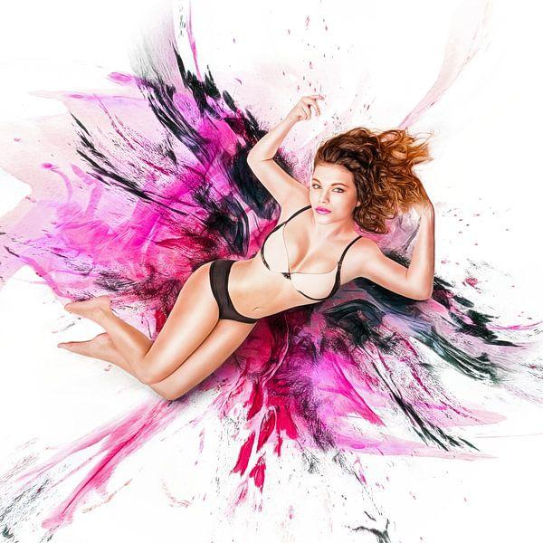 Colored Passion 07 van Silvio Schoisswohl
