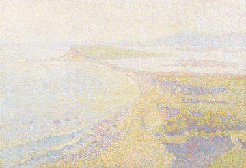 Thomas Buford Meteyard (Amerikaner, 1865-1928)-Der Strand, Scituate