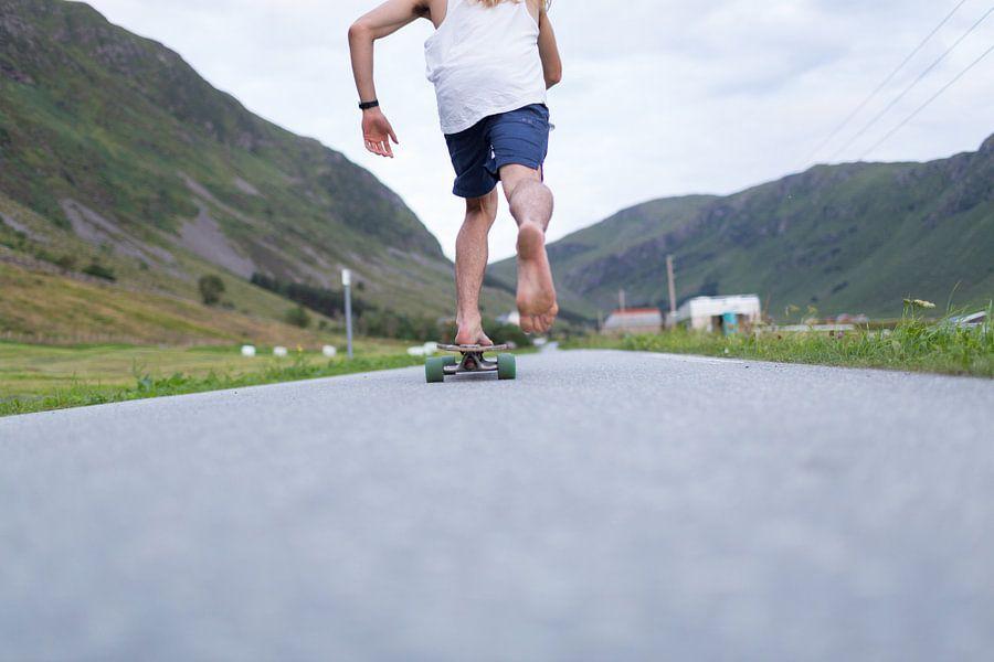 Skate into the adventure van Melchior van Nigtevecht