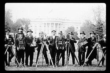 Photographes de la Maison Blanche sur Jaap Ros