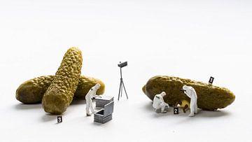 Death by pickle van Lex Schulte