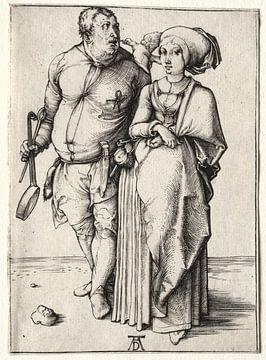 De kok en zijn vrouw, Albrecht Dürer van De Canon