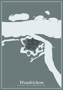 Festungsstadt - Woudrichem von Dennis Morshuis