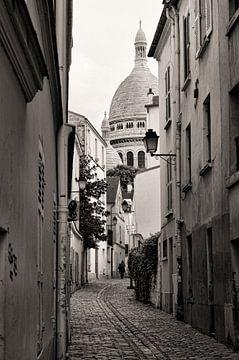 Montmartre Paris sur Vincent van Kooten