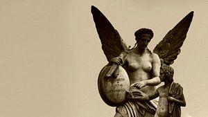 Engel en kind (Angel and Child) van
