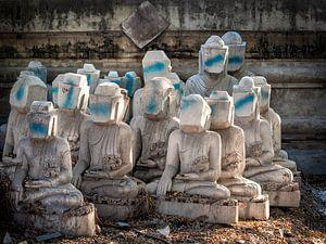 Myanmar - Mandalay - Anonimiteit
