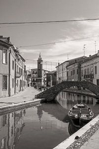 Comacchio, canal van Billy Cage