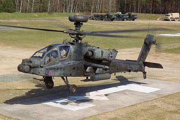 Amerikaanse Landmacht AH-64 Apache