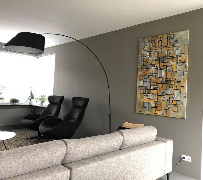 Kundenfoto: Tableau-Nr. 1, Piet Mondrian