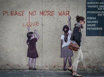 No more war van Emil Golshani