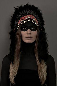 Schwarzer Indianer von Stephanie Franken