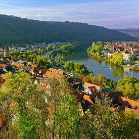 View of Wertheim van Gisela Scheffbuch