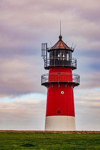 Leuchtturm Büsum Nordsee von Joerg Keller