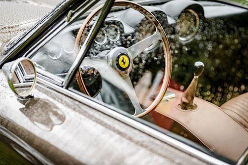 Ferrari 250 GT Berlinetta Lusso klassieke Italiaanse GT-auto uit de jaren 60 van Sjoerd van der Wal