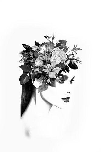 Floral I van
