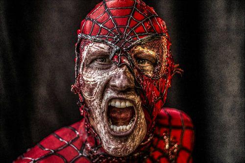 spiderman van