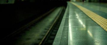 U-Bahn von Kay Mezarina Photography