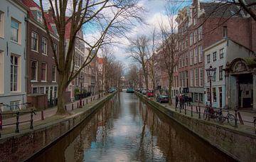 Canals of Amsterdam sur Esref Uzel