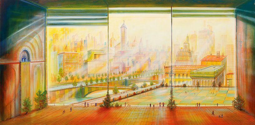 Stadtzimmer sur Art Demo