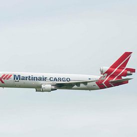 Mc Donell Douglas MD 11 Freighter Martinair van Arthur Wijnen